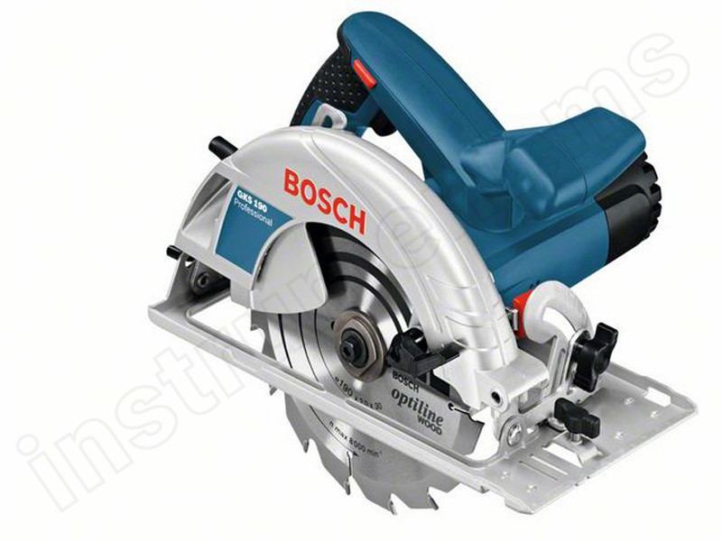 Пила дисковая Bosch HD GKS 190 0601623000 купить в Сыктывкаре. Цена – 9 486₽, в наличии в интернет-магазине Инструмент